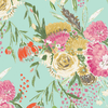 Art Gallery - Wild Blooms / 12032-Summer-Bouquet-Clear