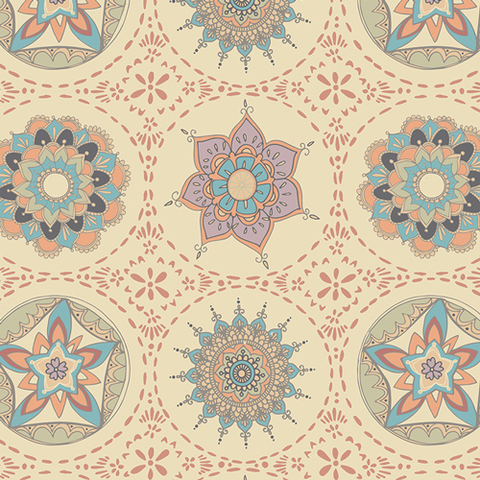 Art Gallery - Soulful - Mandala Harmony / Silent / 3630