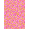 Lewis & Irene - Bumbleberries / BB144 - Multi /  pink & oranges