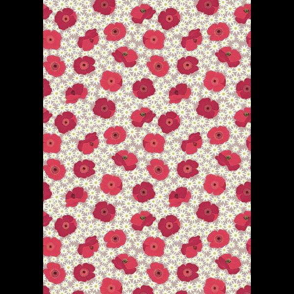 Lewis & Irene - Grandma's Garden / Garden / Red Poppy / A197.2