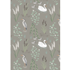 Lewis & Irene - Down By The River / Swan And Heron / Grey / A220.3