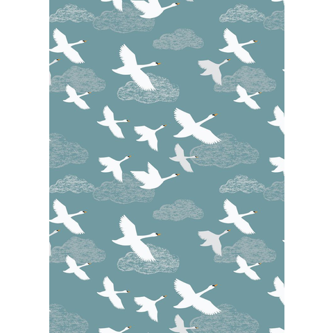 Lewis & Irene - Down By The River / Swans In Flight / Teal / A221.2