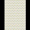 Lewis & Irene - Paracas / Desert Flowers / Yellow / A203.1