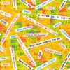 WF - Unstoppable / Graffiti / Inspiration / Yellow / 51503.6