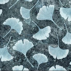 Northcott - Stonehenge / Haiku / Ginko Leaf /  DP22929-96