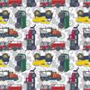 Camelot - Tonka Tonka Trucks / Grey