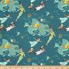 Camelot Disney -  Peter Pan / Teal