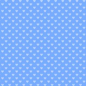 Andover - Hearts / Basic / Blue