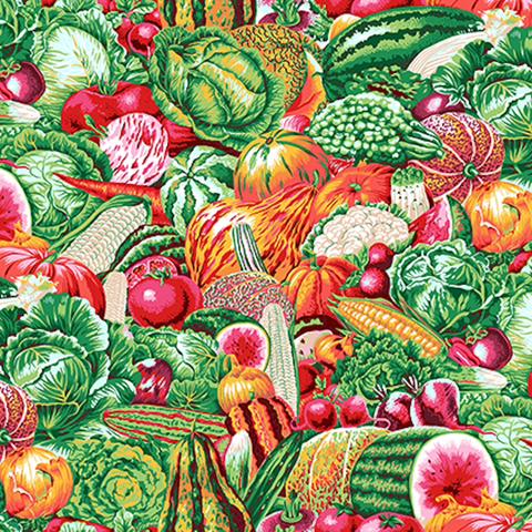 Free Spirit - English Garden / Veggies / Spring / PWSL052