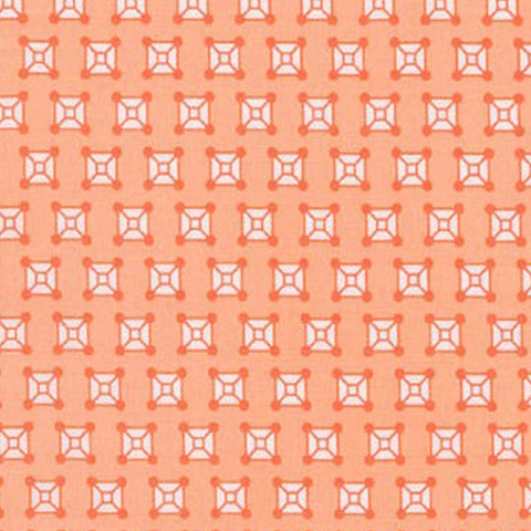EH / Rhoda Ruth -  Squares /  Orange
