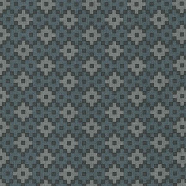 EH / Rhoda Ruth - Geometric Squares / Grey