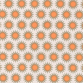 EH / Rhoda Ruth -  Pacific / Burst / Orange