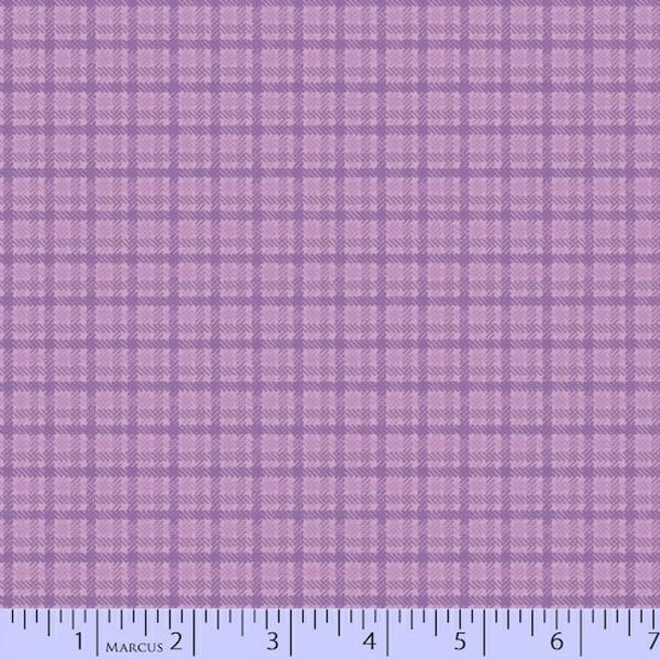 Marcus - Flanel - Primo Plaids / U058-0165 / Purple