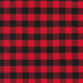 RK - Mammoth Flannel / Red Checks / 16944-3