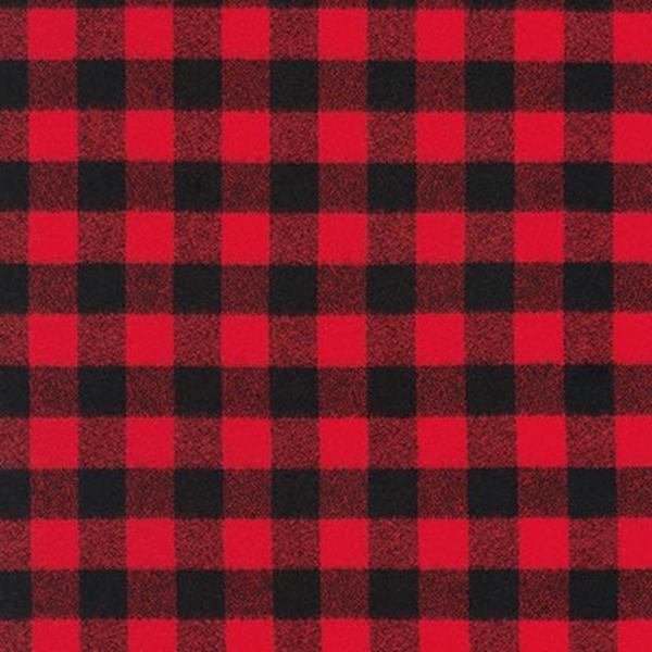 RK - Mammoth Flannel / Red Checks / 16944-3