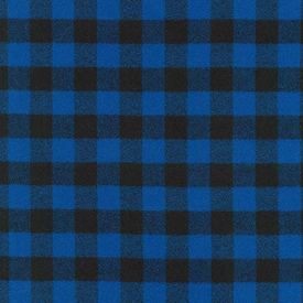 RK - Mammoth Flannel / Blue Checks / 16944-4