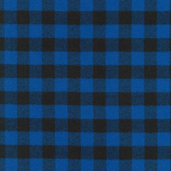 RK - Mammoth Flannel / Blue Checks / 16944-4