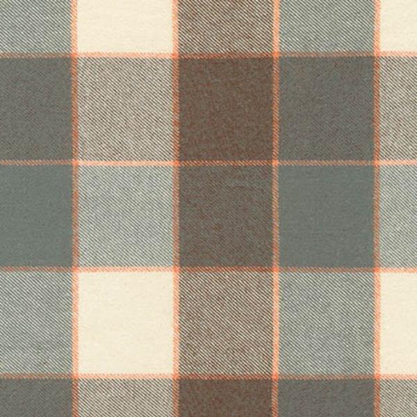 RK - Tahoe Flannel / Plaid / Grey / 16406-12