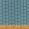 Windham - Flannel / Atlas / Diamonds / Teal / 42297F-3