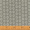 Windham - Flannel / Atlas / Diamonds / Grey / 42297F-6