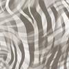 """Double Wide - 108""""  / Henry Glass / Digital Zebra Skins / Gray / 8915W-11"""