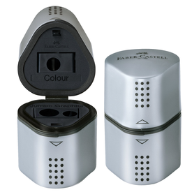 Trio Pencil Sharpener