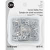 Dritz - 40 Curved Safety Pins 38mm