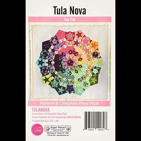 Tula Nova - Pattern & Complete Paper Piece Kit