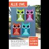 Elizabeth Hartman Pattern / Allie Owl