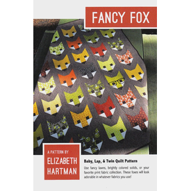 Elizabeth Hartman Pattern / Fancy Fox