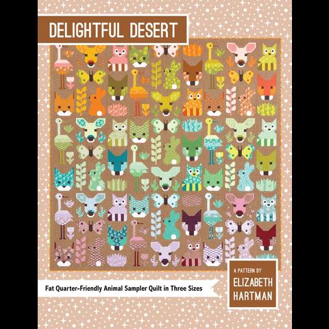 Elizabeth Hartman Pattern / Delightful Desert