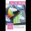 Elizabeth Hartman Pattern / Lisa the Unicorn