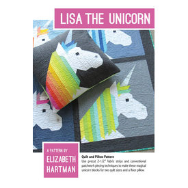 Elizabeth Hartman Pattern / Lisa the Unicorn