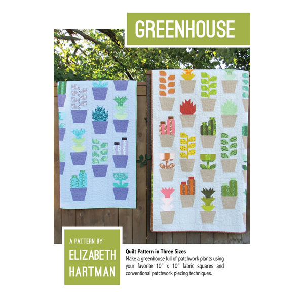 Elizabeth Hartman Pattern / Greenhouse
