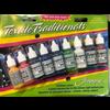 Jacquard / Fabric Dye Kit - Textile Traditionals (9pc)