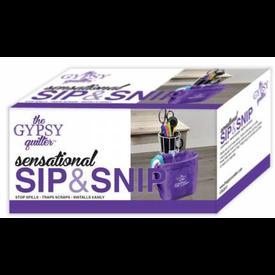 Gypsy Quilter - Sip & Snip