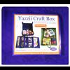 Yazzii - PURPLE / Large Craft Organizer (4 Inserts)