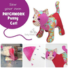 Pattern - Patchwork Kitty / Funky Friends Factory