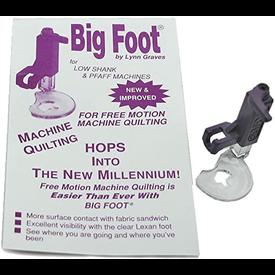Big Foot - Low Shank & PFAFF