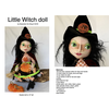 Alexandra Von Burg  - Pattern / Little Witch Doll