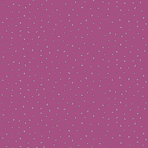 Andover - Farm to Fabric / Seeds / Purple / A-9394-P