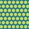 Contempo - Dot Crazy / Big Dots / Teal / 6007-54