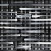 Henry Glass - Black White & Bright / Brushstrokes / Grey
