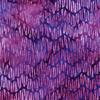 Robert Kaufman - Batik / Natural Formations 3 / ZigZag / 18719-22 Violet