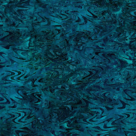 Robert Kaufman - Batik / Aqua Spa 3 / Abalone / 18650-246 Water