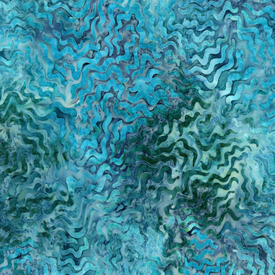 Robert Kaufman - Batik / Aqua Spa 3 / Terrain / 18652-246 Water