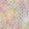 Robert Kaufman - Batik / Fancy Feathers 3 / Petals / 19029-14 Natural