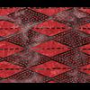 Banyan Batiks - Kilt & Quilts / Diamonds / Red / 80395-24