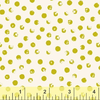 Windham - Clever Dots / Yellow on White / 42675-12