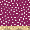 Windham - Clever Dots / White on Magenta / 42675-6